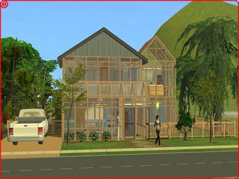 Sun House by Mod The Sims Nabe Project The Sun House