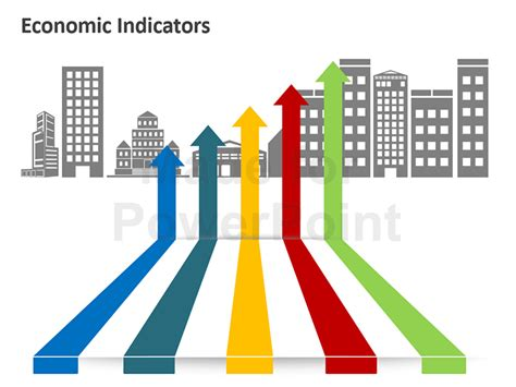 economic indicators powerpoint graphics