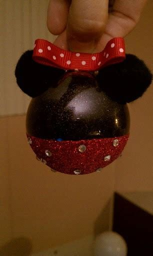 diy mickey mouse christmas decorations diy minnie and mickey mouse ornaments