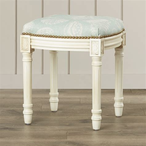 bathroom vanity benches vanity stool for bathroom every southern belle needs this