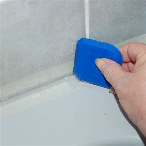 how to remove bathroom silicone home dzine bathrooms remove and replace bathroom silicone