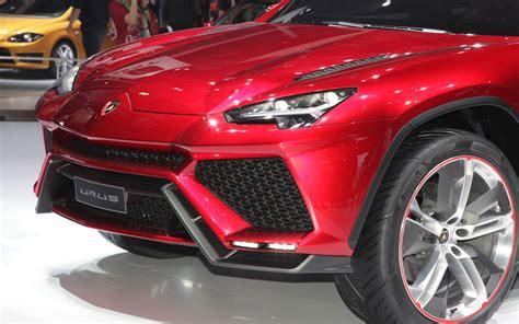 1st Lamborghini Lamborghini Urus Concept Look Motor Trend