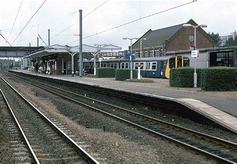 Garden City Station Disused Stations Welwyn Garden City Station