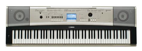 Keyboard Yamaha Tahun 2018 yamaha ypg 535 88 key portable grand keyboard new