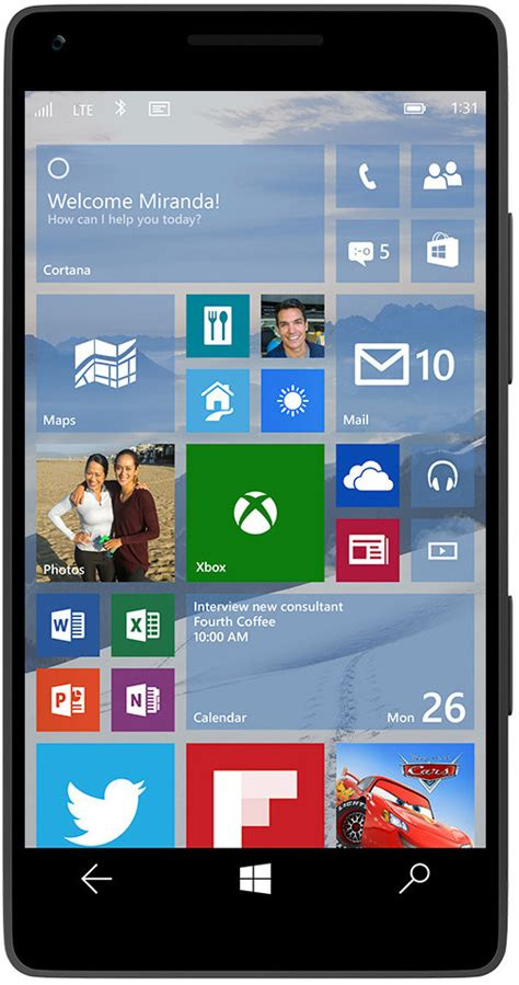 best wallpaper for windows 10 phone windows 10 on a phone will arrive with universal apps