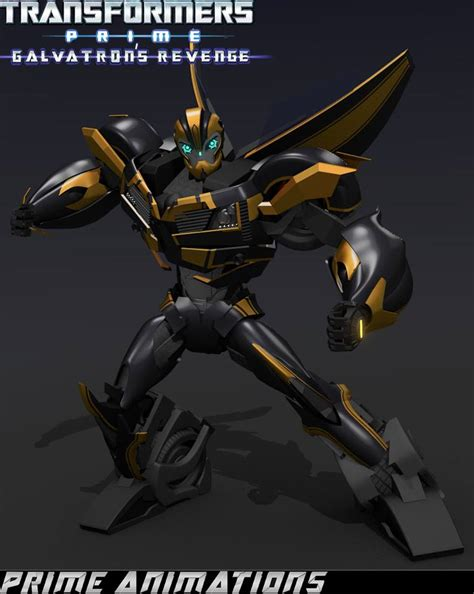 Robot Transformers Bumblebee transformers prime bumblebee robot mode by 4894938 on