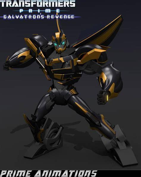 Robot Transgormer Bumblebee transformers prime bumblebee robot mode by 4894938 on