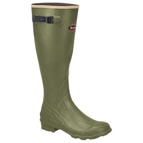 la crosse boots s lacrosse 174 grange 18 quot boots green 147037