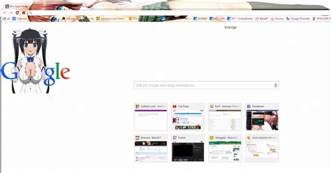 chrome themes not showing picture not showing up on the new tab page chrome theme