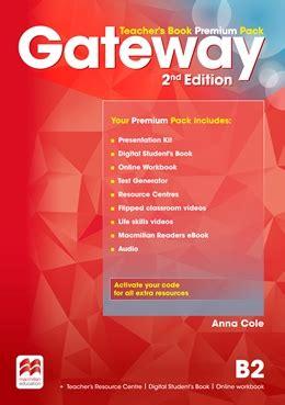 gateway b2 teachers book gateway 2nd edition b2 teacher s book premium pack