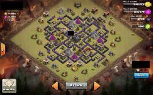 Coc base 99 th 9 war base 16