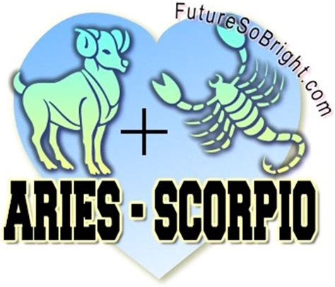 aries scorpio zodiac compatibility