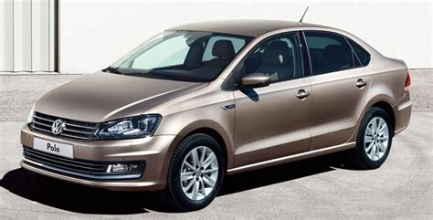 new volkswagen sedan new volkswagen polo sedan of 2016 all about new cars