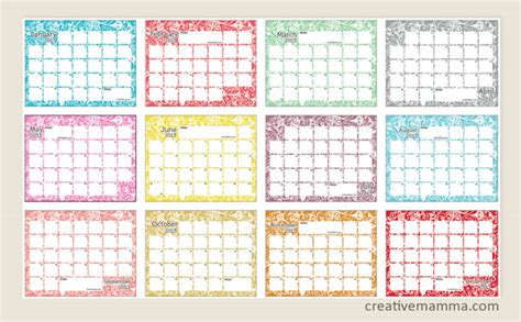 doodle calendar free free printable doodle 2013 write in calendar from
