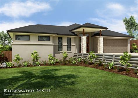 downslope house designs edgewater mk 3 downslope design home design tullipan homes