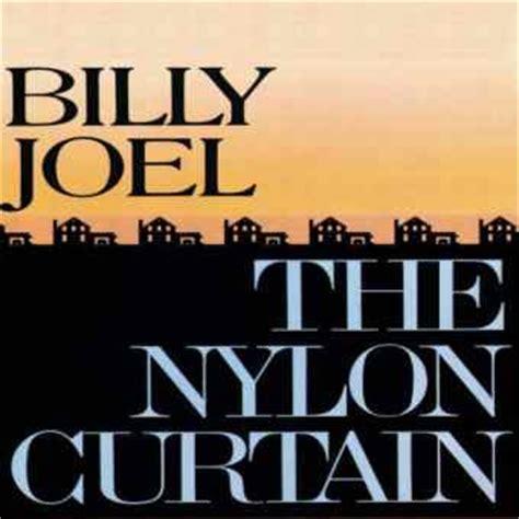 billy joel nylon curtain billy joel allentown guitar