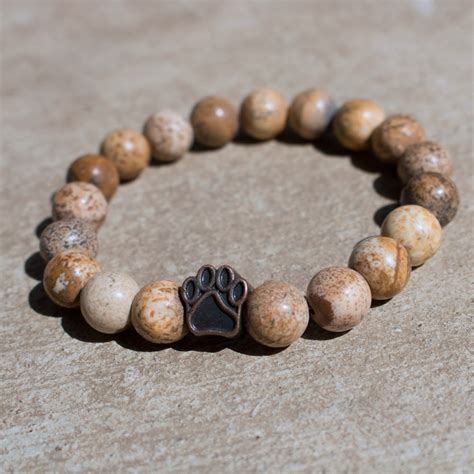 desert bead desert camo bead bracelet helps pair veterans with a