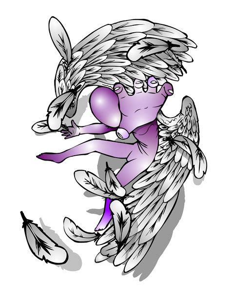 cartoon angel tattoo designs design a free ideas pictures