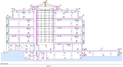 A Section by Aworth Survey Consultants Services Building Surveys