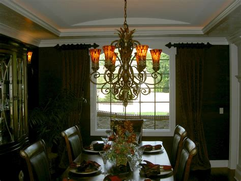 window treatment for dining room home nations home dining rooms