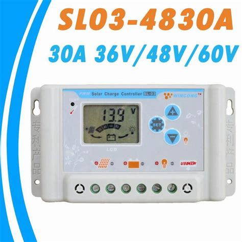 Mppt Solar Charge Controller 30a Pwm Auto 12v 24v mppt 30a lcd solar charge controller 12v 24v auto switch lcd display mppt30 solar charge