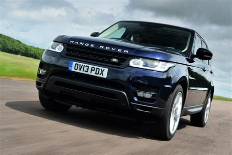 navy range rover sport range rover sport 2013 pictures auto express