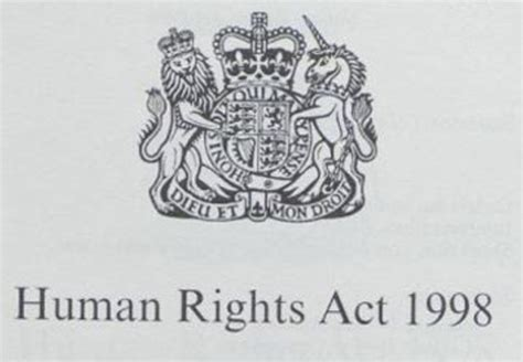 human rights act 1998 section 4 essays on human rights act 1998