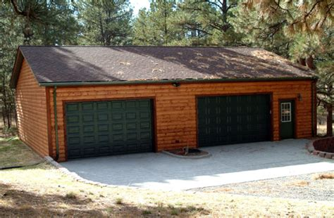 how to build central colorado garages fast