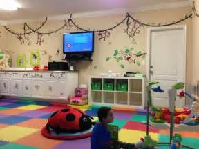 in home daycare we converted our garage into this beautiful home daycare