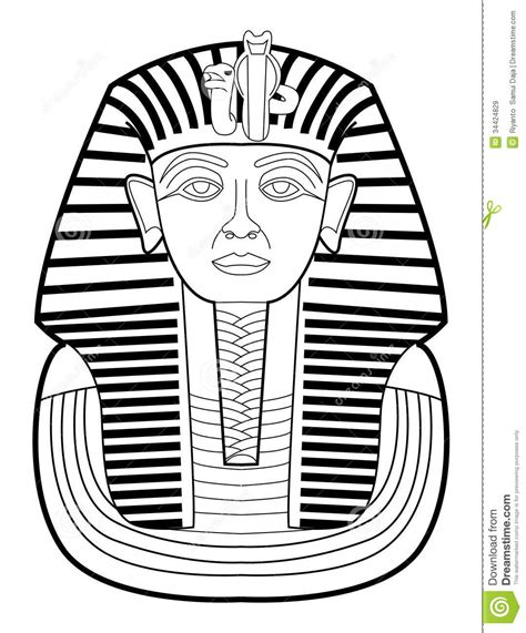 pharaoh royalty free stock images image 34424829