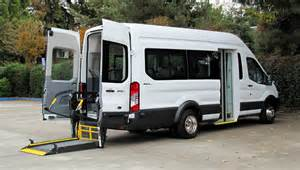 Ford Transit Wheelchair Ford Transit Rj Mobility