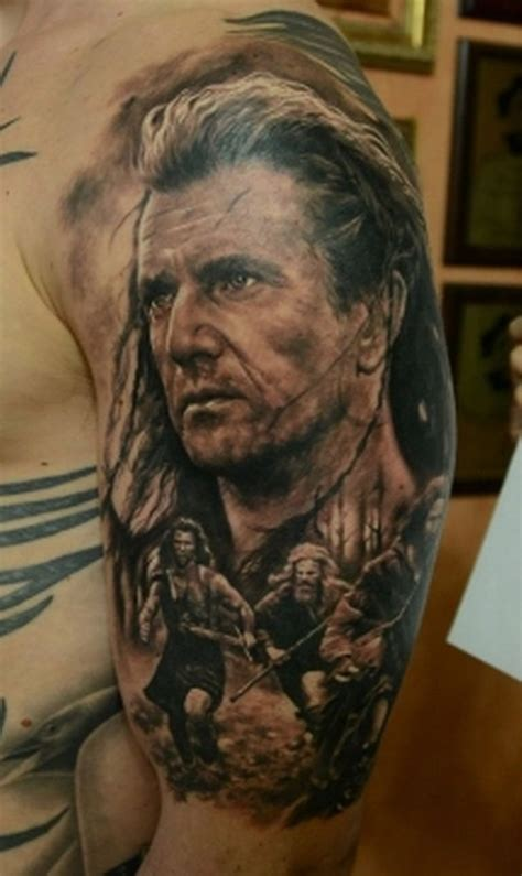 braveheart tattoo designs 11 best 10 of scotland s most tattoos images on
