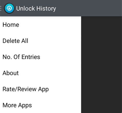 how to check history on android how to check unlock history in android tip reviews news tips and tricks dottechdottech