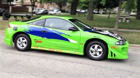 fast and furious eclipse for sale the fast and the furious mitsubishi eclipse paul walker