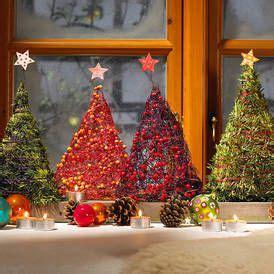 Weihnachtsdeko Fensterbrett by Weihnachtsdeko F 252 R Die Fensterbank Kleiner Winterwald