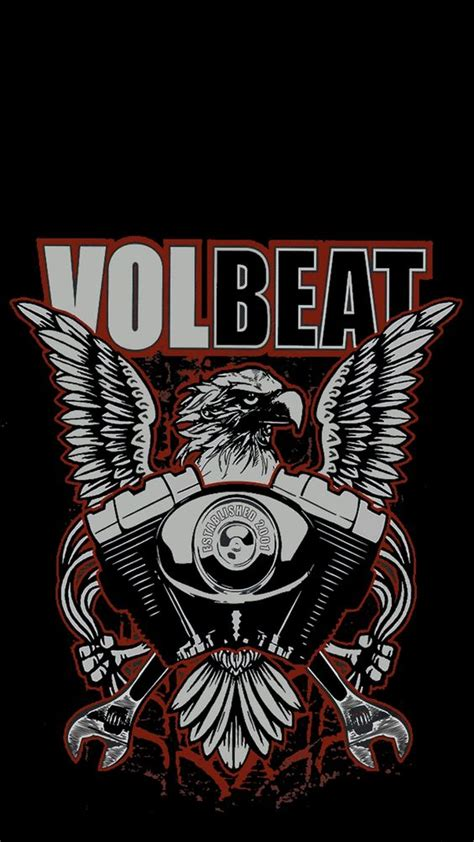 volbeat tattoo volbeat cool wallpapers my and