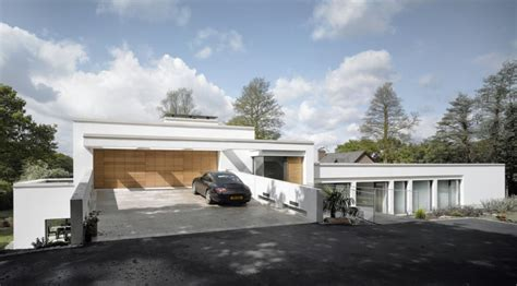 level house contemporary one level family house by stephenson isa