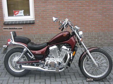1986 Suzuki Intruder 700 1986 Suzuki Vs 700 Intruder