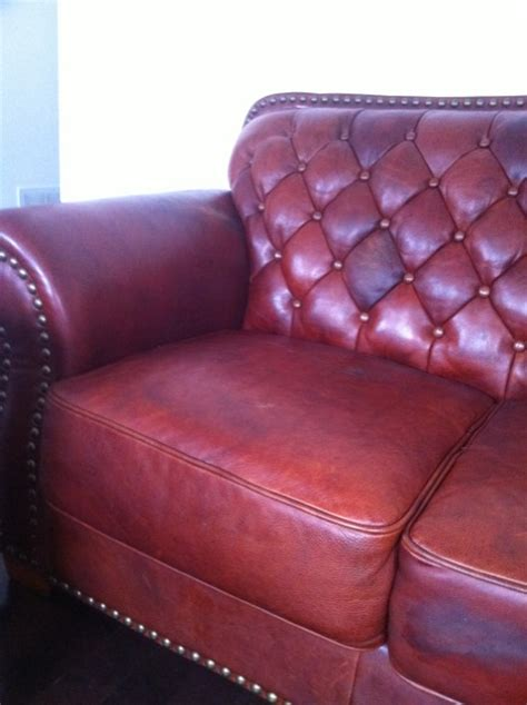aniline sauvage how to restore my leather sofa