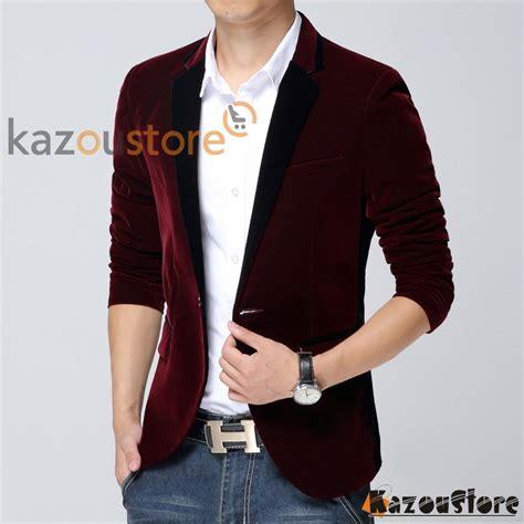 Baju Kaos Oblong Pria Hm Original 2 S detil produk blazer pria casual kode njs98 kazoustore
