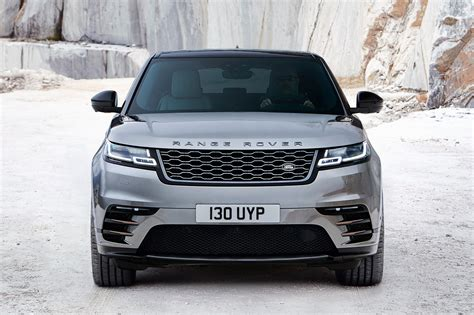 pictures of the new range rover new range rover velar revealed in pictures by car magazine