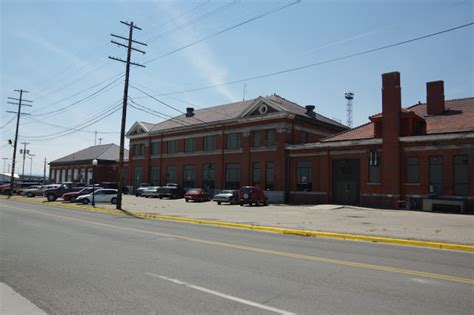 railhead green river wyoming union pacific depot and
