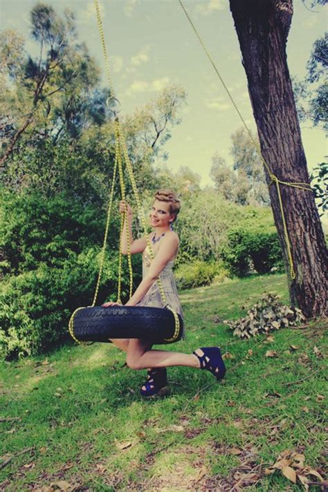 vintage swings woman on swing vintage vintage retro beautiful