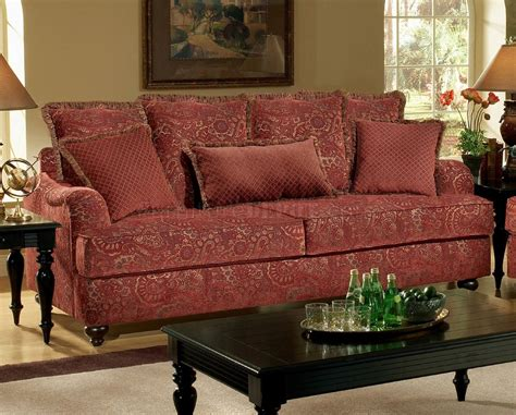 wine on couch wine fabric casual sofa loveseat set w optional chair half