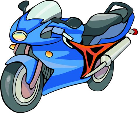 motorcycle clipart motorcycle clip at clker vector clip