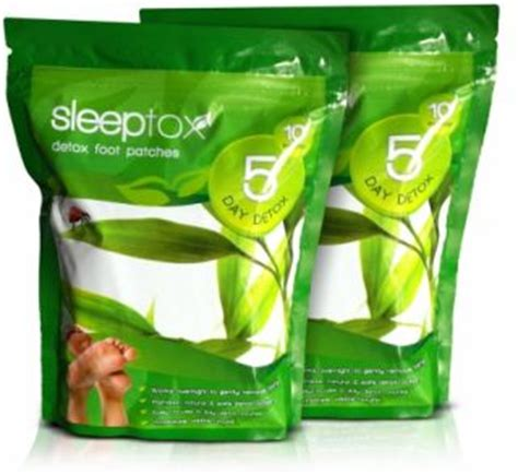 Detox Lake Worth Reviews by Sleeptox Detox Foot Patches Review Do They Work