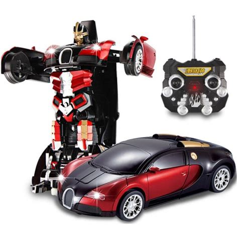 Tobot Car To Robot Robot To Car 16 Cm Merah remote transformation robot car price in pakistan at symbios pk