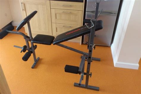 weider 235 bench weider 235 weights bench for sale in tralee kerry from