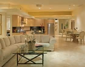 open concept living room kitchen new house updating