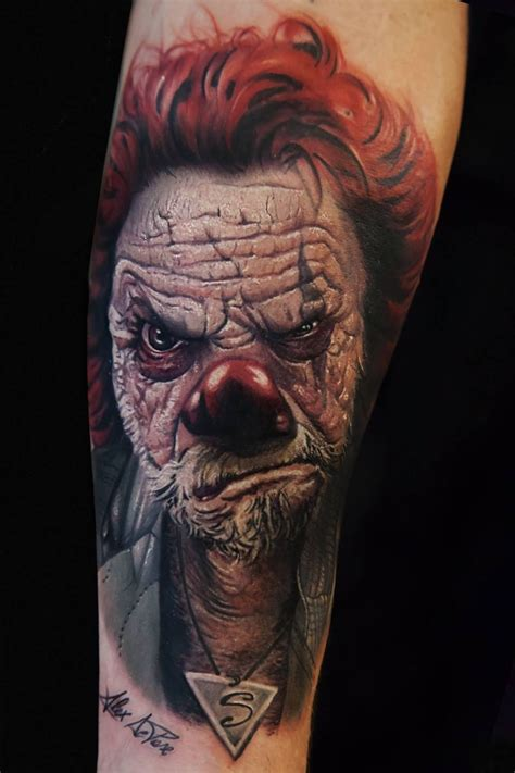skull joker tattoo vorlagen 17 best images about clowns why d it have to be clowns